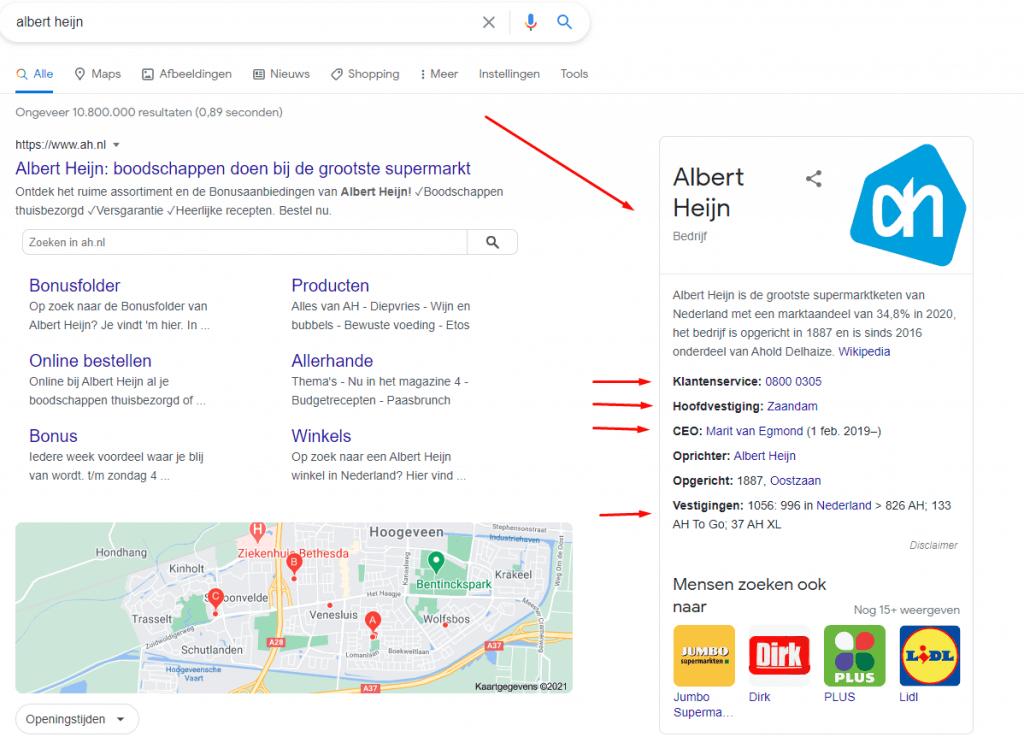 Beter gevonden worden in google my business