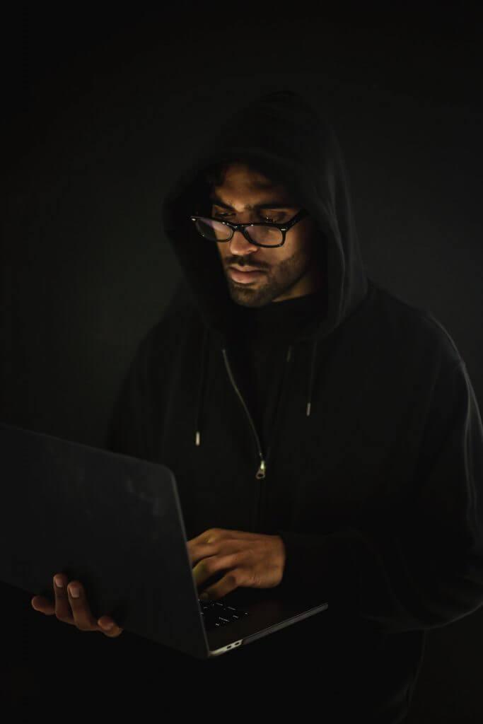 veilige website hacker