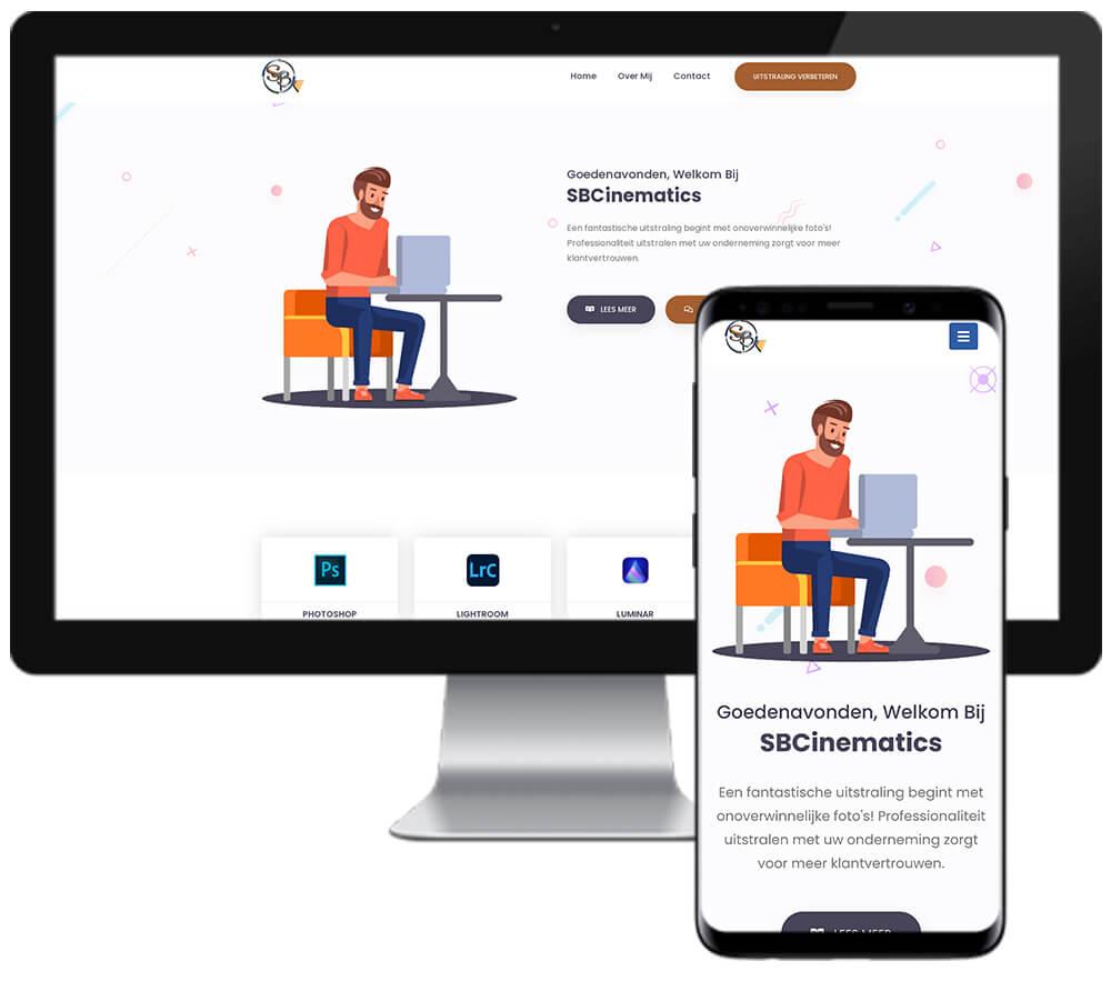 SBCinematics website