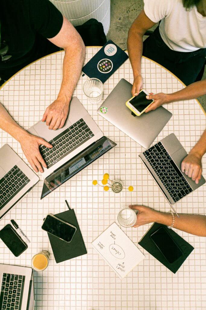 optimaliseren bedrijfsproces laptops