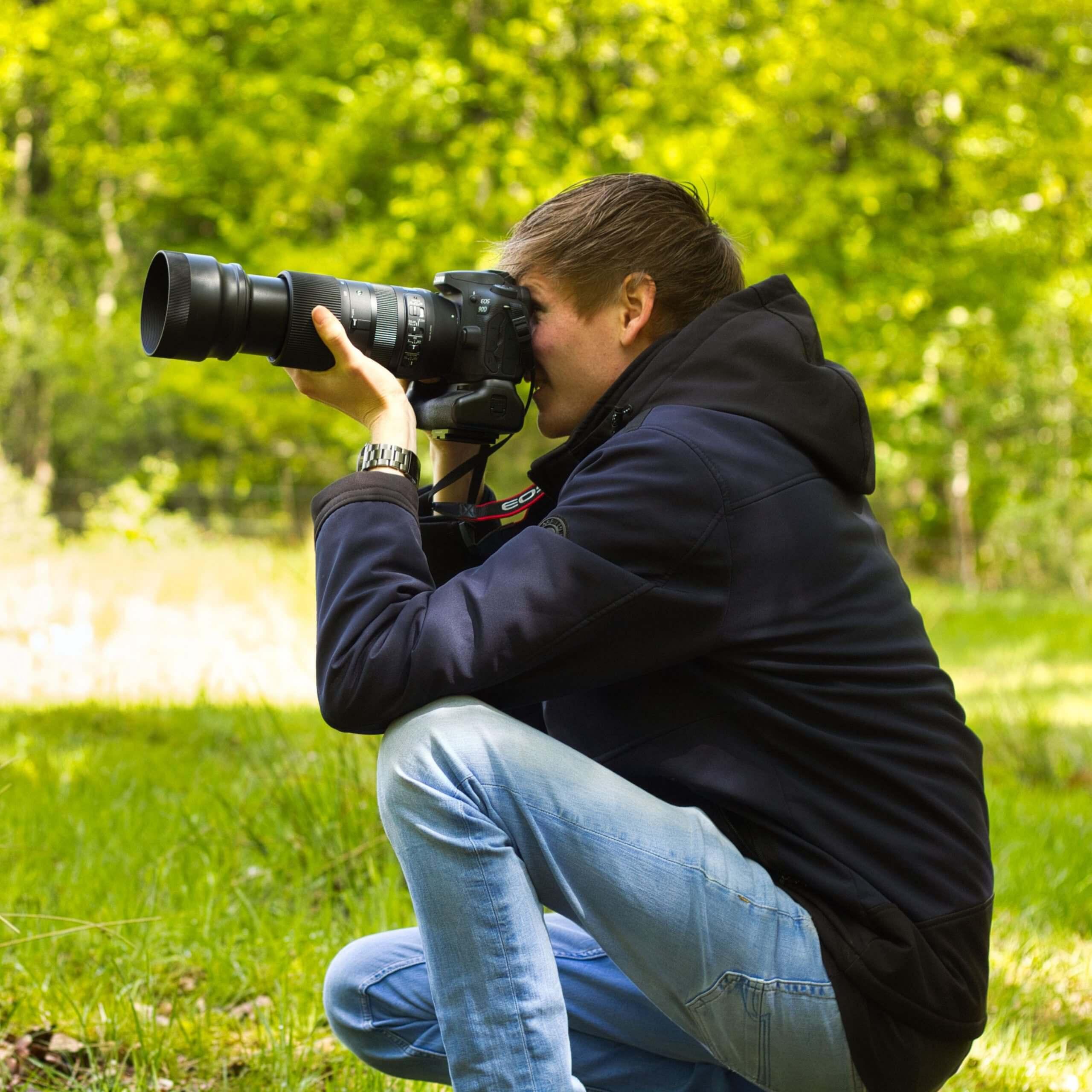 Sander Bijl Bedrijfsfotograaf